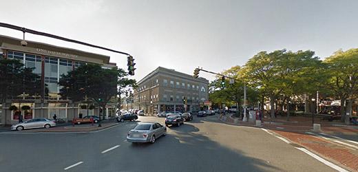 Davis Square Area Somerville MA